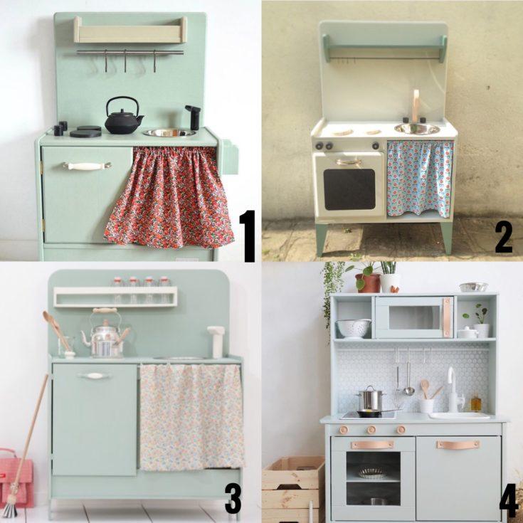 liste au p re noel une jolie cuisini re en bois. Black Bedroom Furniture Sets. Home Design Ideas
